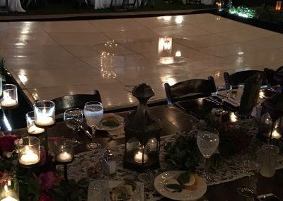 Elegant Dinner Setup