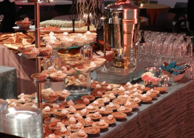Mini Tarts and coffee station 06.10.51